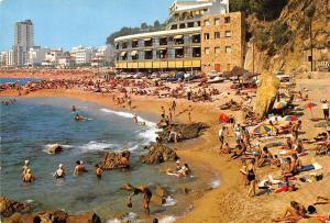 Spain Costa Brava Lloret de Mar Vista Parcial partial view