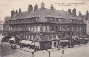 LILLE, Nord, France, 1900-1910´s; L´ancienne Bourse
