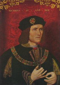 Richard III National Portrait Gallery London