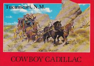 Cowboy Cadillac Tucumcari New Mexico