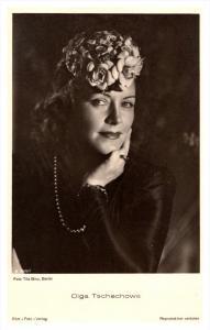 15575    Gremany   Actress   Olga Tschechowa