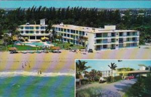 Florida Pompano Beach The Sun Castle Club & Motor Hotel 1967