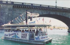 LAKE HAVASU CITY , Arizona, 50-60s ; Miss Havasupai II,  Boat Tours Inc.