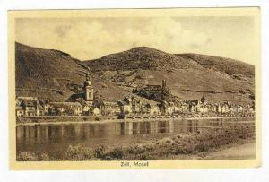 Parorama, Mosel, Zell (Rhineland-Palatinate), Germany, 1900-1910s
