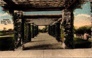 Missouri Kansas City Swope Park The Pergola