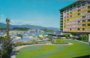 Canada Vancouver Bayshore Inn Gardens and Panorama