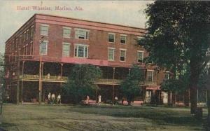 Alabama Marion Hotel Wheeler