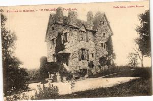 CPA  Environs de mayenne .- Le fragnes  (159996)