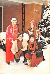 Winter Family Photo -