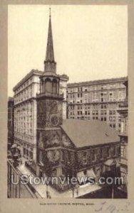 Old South Church - Boston, Massachusetts MA