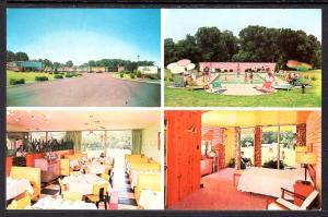 Park Terrace Motel,Fulton,TN
