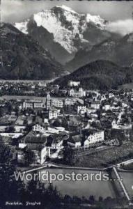 Jungfrau Swizerland, Schweiz, Svizzera, Suisse Interlaken  Interlaken