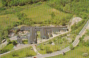 Vermont Barre Aerial View Jones Brothers Granite Manufacturing Company