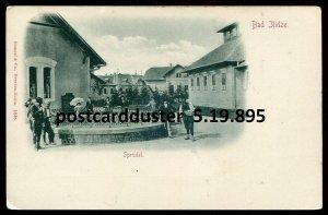 dc251 - BOSNIA Bad Ilidze/ Ilidza 1900s Sprudel. Spring