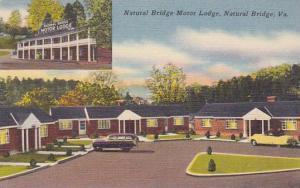 Virginia Natural Bridge Natural Bridge Motor Lodge