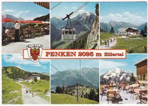 Postcard Austria Tirol Penken 4 views