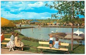 The Lagoon Children's Zoo, Storyland Valley,  Edmonton,  Alberta,  Canada,  4...