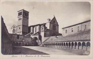 Italy Assisi Perugia 5 Basilica Di Saint Francesco
