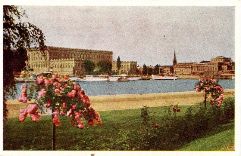 Sweden - Stockholm. The Royal Palace