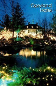 Tennessee Nashville Opryland Hotel At Christmas