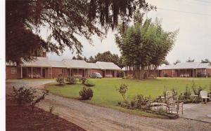 FLORENCE, South Carolina, 40-60s; Camellia Motel