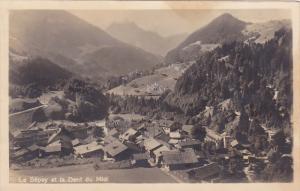 RP; Le Sepey et la Dent du Midi, Zurich, Switzerland, 10-20s