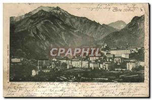 Old Postcard Corte