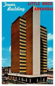 Arkansas   Little Rock ,  Tower Building