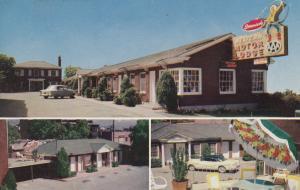 SALT LAKE CITY , Utah, 1940-60s; Sorensen Western Motor Lodge