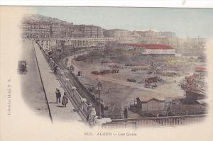 ALGIER, Algeria; Les Quais, 00-10s