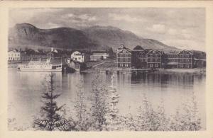 S. S. Tutshi, Atlin Inn, Atlin, British Columbia, Canada, 1922