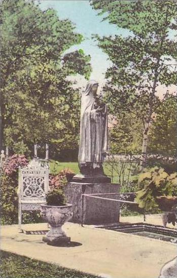 New Jersey Williamstown Shrine Of St Theresa Sanctuary Of Peace St Marys Chur...