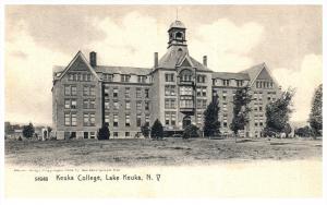 989 NY Lake Keuka   Keuka College