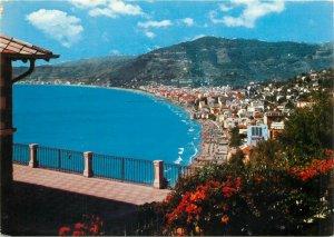 Postcard Italy Riviera dei Fiori Alassio