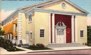 Florida Lake Worth First Presbyterian Church