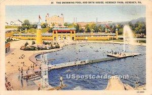 Swimming Pool, Hershey Park - Pennsylvania