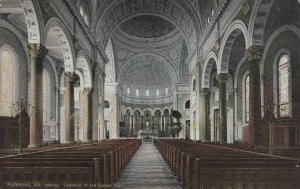 RICHMOND, Virginia, 1909 ; Cathedral of the Sacred Heart , Interior
