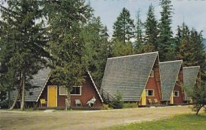 The Alpiner Motels, On Trans Canada Highway 1, Sicamous, British Columbia, Ca...