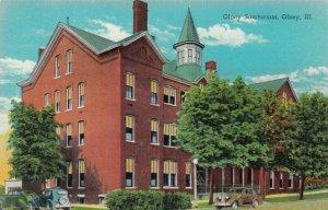 OLNEY, Illinois, 30-40s; Olney Sanitarium