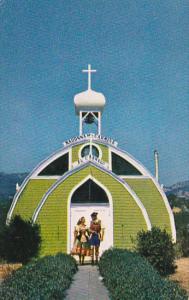 California Asti Famous El Carmelo Chapel In The Italian Swiss Colony Vineyards
