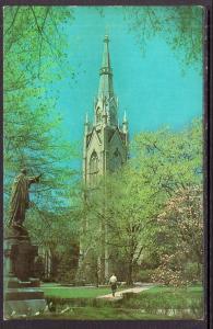 The Sacred Heart Church,University of Notre Dame,Notre Dame IN,BIN