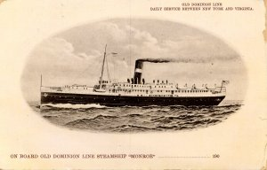 Old Dominion Line - SS Monroe