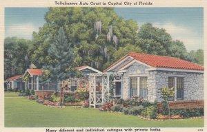 TALLAHASSEE , Florida , 1930-40s ; Auto Court