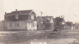 RP: NOKOMIS , Saskatchewan , Canada , 00-10s ; Residential area, 2nd Ave EAST