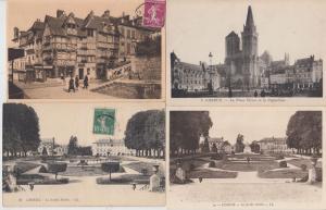 LISIEUX CALVADOS (DEP.14) 1300 Cartes Postales 1900-1940