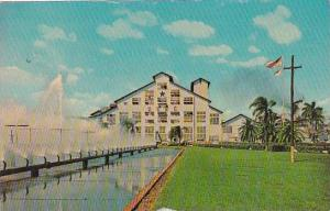 Florida Clewiston The Larest Raw Sugar House In Continental United States