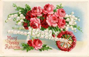 Greetings - Many Happy Returns
