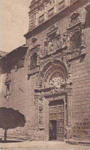 Santa Cruz, Fachada, Toledo (Castilla La Mancha), Spain, 1900-1910s