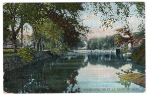 Dighton, Mass, North Dighton Falls