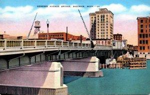 Michigan Saginaw Genesee Avenue Bridge